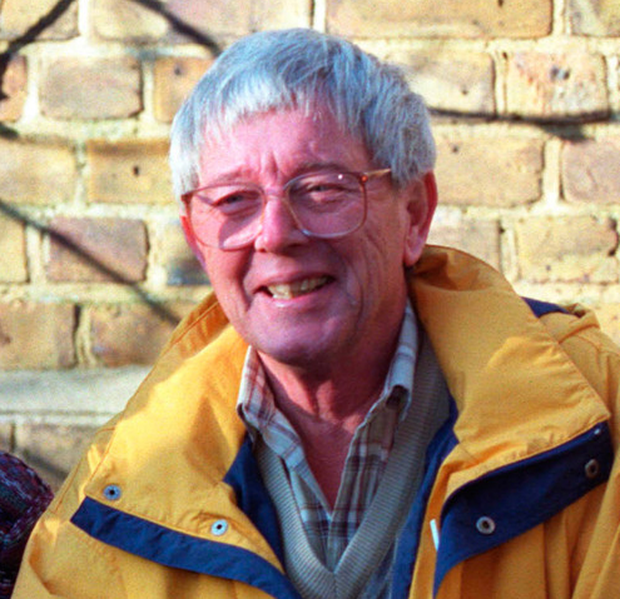 John Noakes has died aged 83