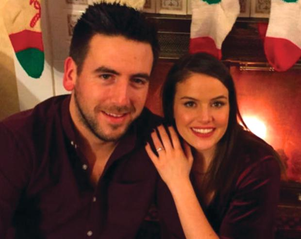 Colin O'Neill has written a blog about his love for fiancee Grace McDermott who died in a house fire