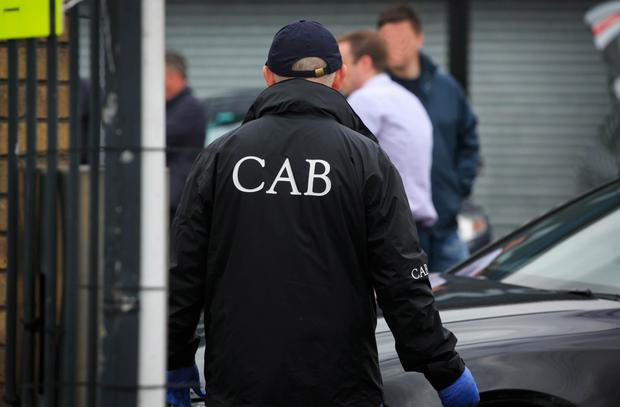 CAB officers have seized assets worth more than €110,000