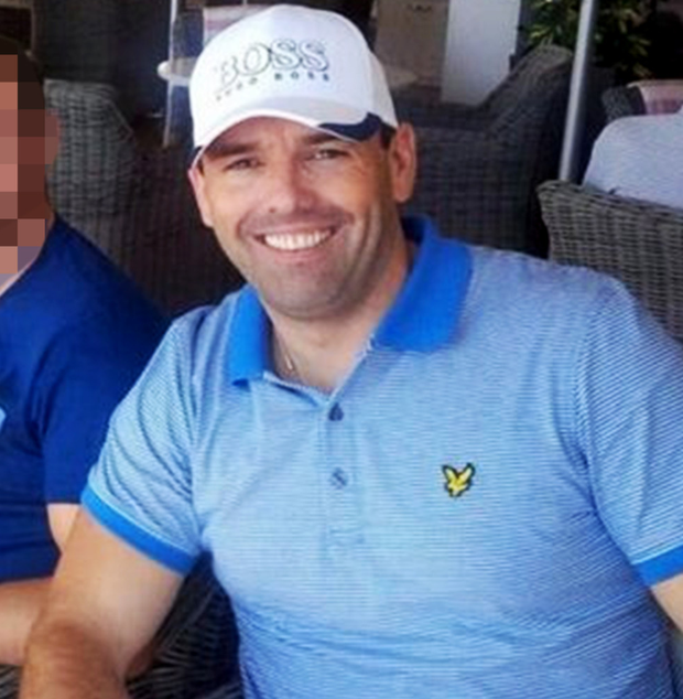 Gang leader Daniel Kinahan is rarely seen in public not sporting one of his trademark baseball caps