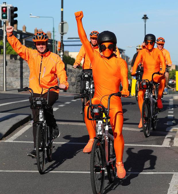 BleeperBike held a launch but has not started operating, despite the appearance of a bike in Dublin 8