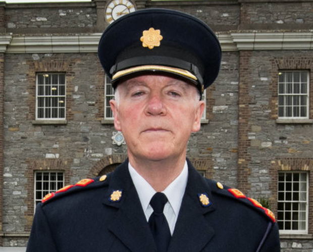Chief Supt Aidan Reid