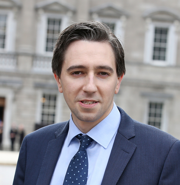Health Minister Simon Harris faced calls to intervene