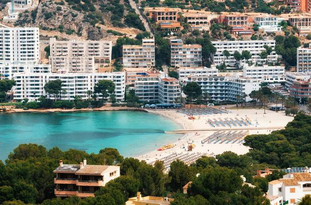 Beaches in Majorca have been troubled by shark sightings this summer