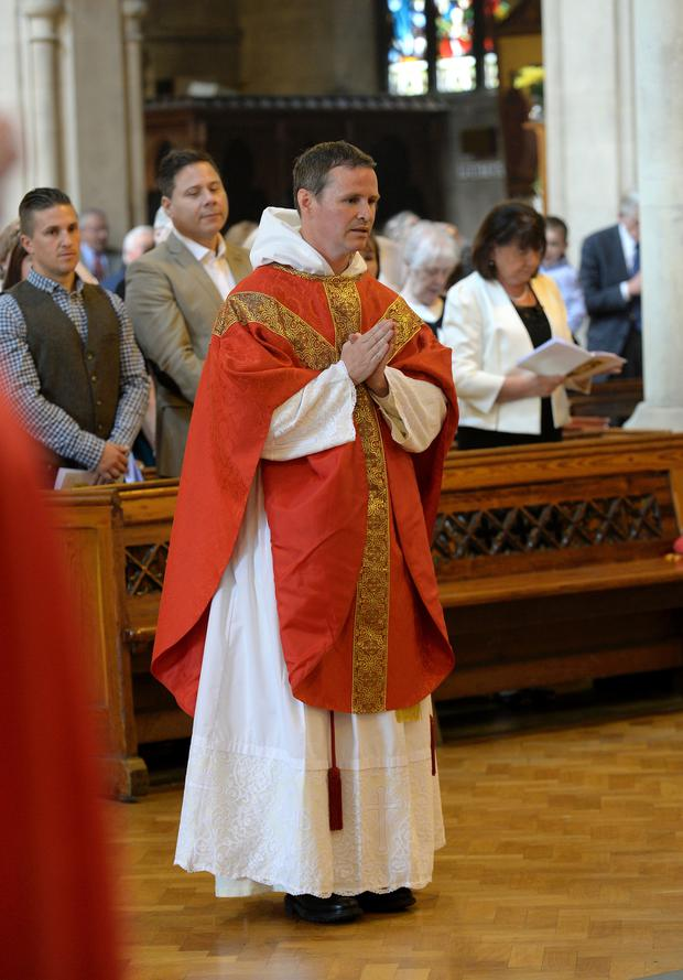from player to prayer as ex-utd star is ordained