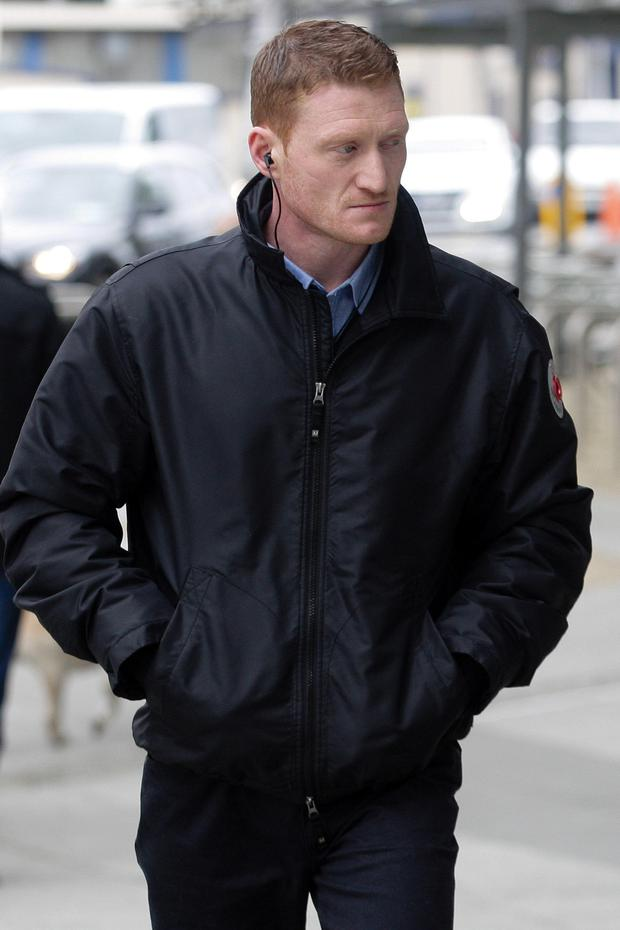 Gary Walsh was found guilty of killing Cathal Sweeney