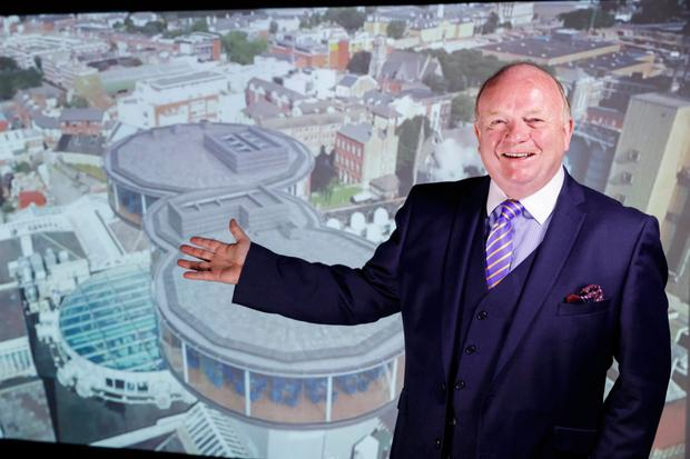 Paul Carty, Guinness Storehouse Managing Director