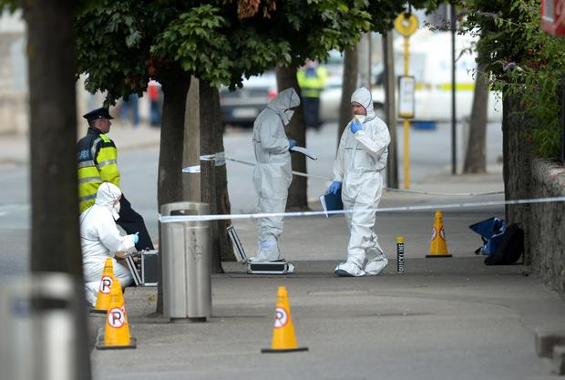 Man Dies In Early Hour Assault In Dublin