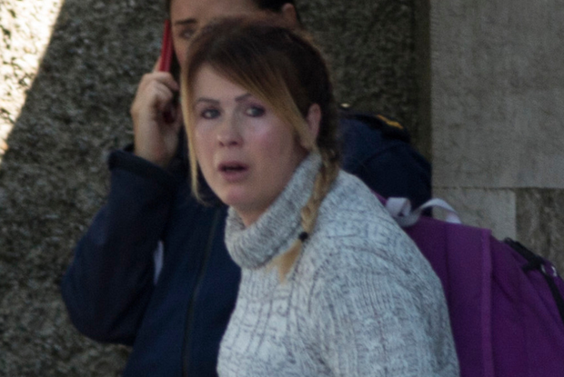 Michelle Ferris pleaded guilty to driving without a licence. Photo: Mark Condren