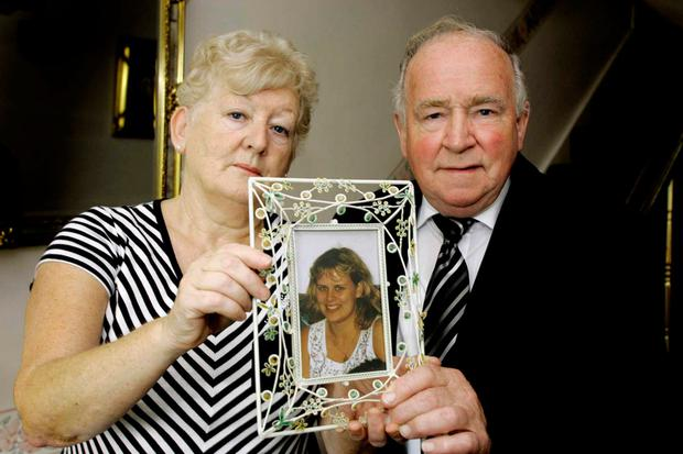 Rose and Jim Callaly, parents of murder victim Rachel O'Reilly, blame killer husband Joe O'Reilly for the breakdown in health of their other daughter Ann