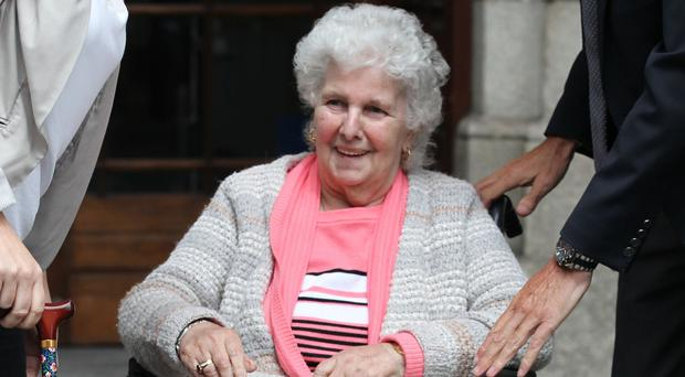 The court heard Margaret Fitzpatrick is now housebound following a long period in hospital. Photo: Collins
