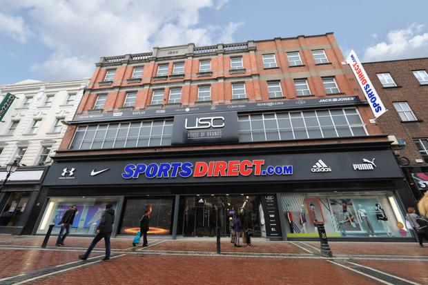 The store on North Earl Street has angered councillors