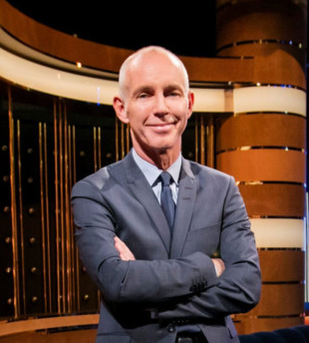 Presenter Ray D'Arcy is second on RTE's high earners' list