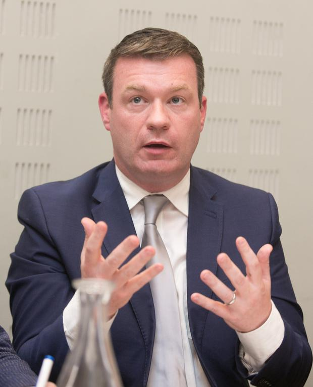 Labour TD Alan Kelly