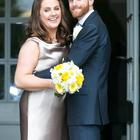 The former 2fm presenter got married to long-term partner Rob Morgan at Bunratty Castle in Co Clare at the end of last month