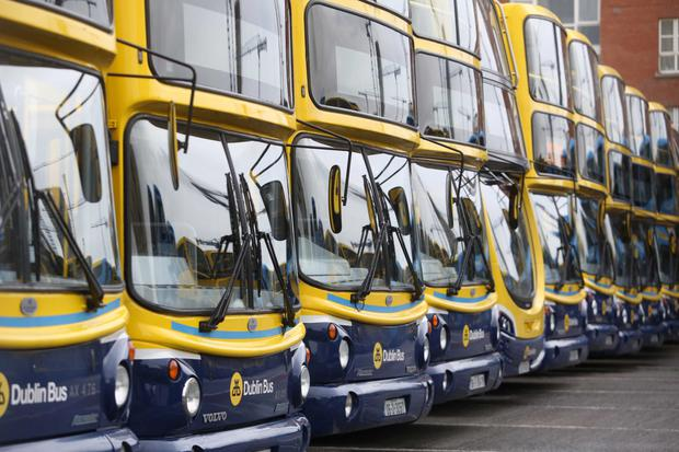 Dublin Bus suffered a blow as Anne Graham announced buses with Go-Ahead's livery will be seen on the city's roads from next year