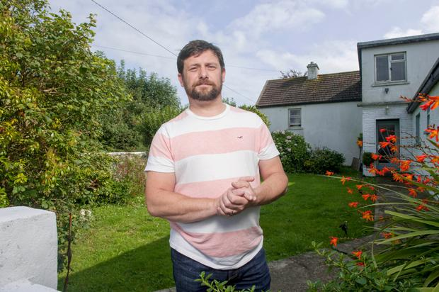 Simon Kershaw, who fell victim to an online scam