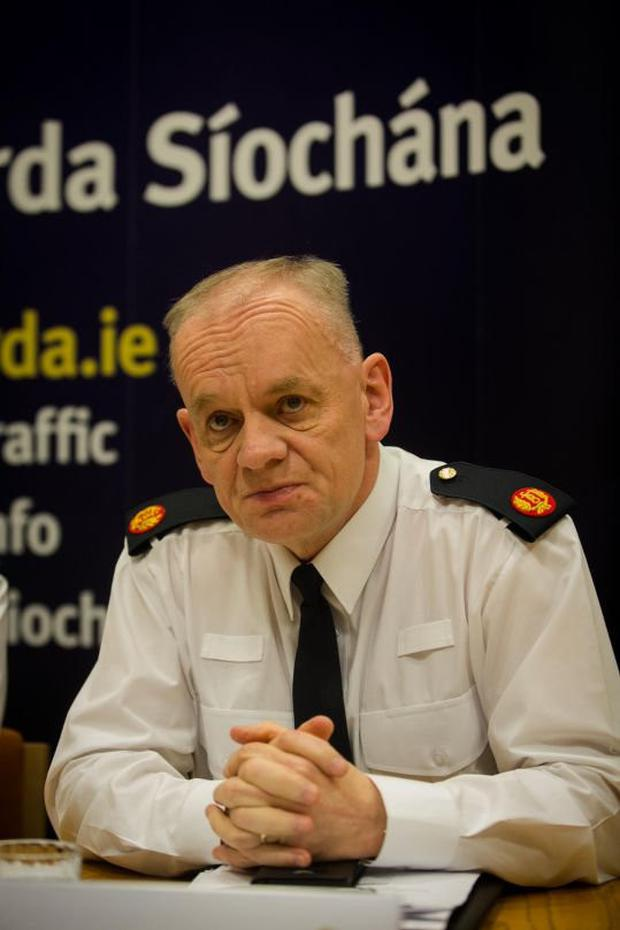 Assistant Commissioner John O'Driscoll wants resources