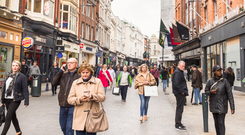 Grafton Street and Henry Street could be targets