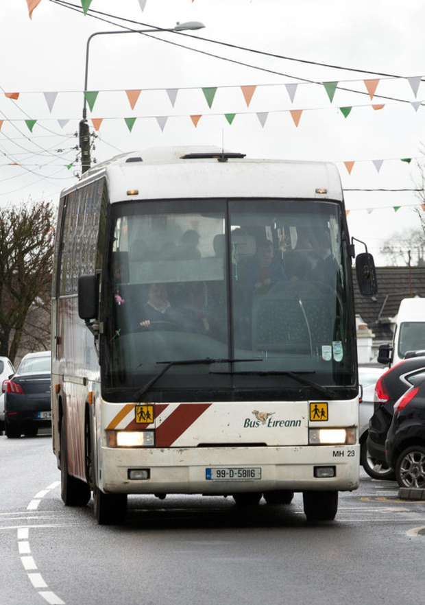 Bus Eireann sustained losses