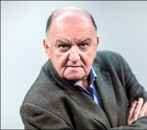 Presenter George Hook apologised. Photo: David Conachy