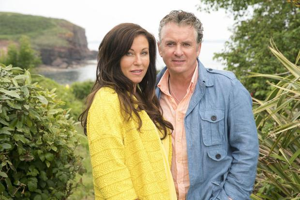 Kat and Alfie, played by Jessie Wallace and Shane Ritchie