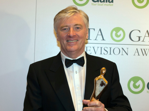 Pat Kenny is looking forward to tackling big issues in the new series