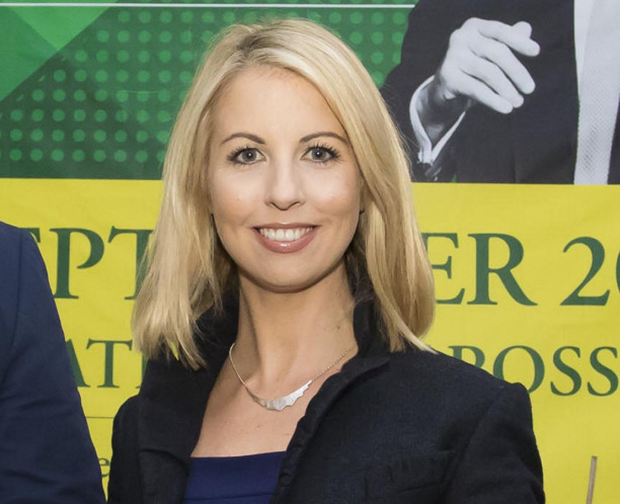 Washington correspondent Catriona Perry was among the RTE staff who signed a letter sent to the Trade Union Group