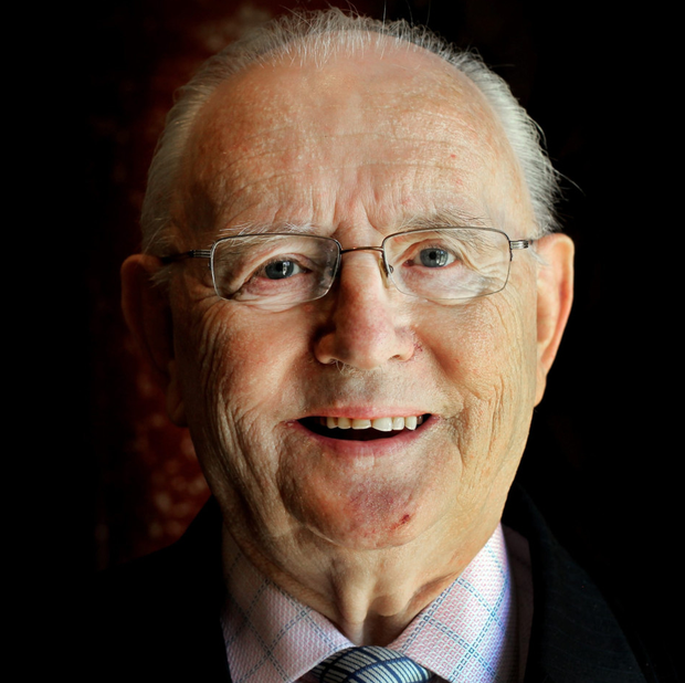 Broadcaster Jimmy Magee, who passed away yesterday, aged 82