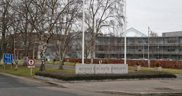 The RTE campus in Montrose was hit by a major security scare