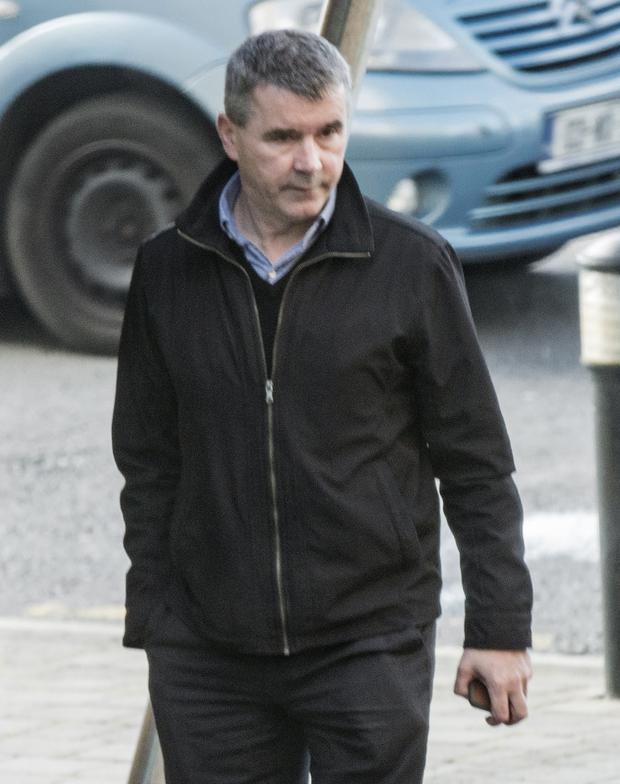 Married father-of-three Michael Davis (51), from Kilkenny, who has been charged with sexual exploitation of a child