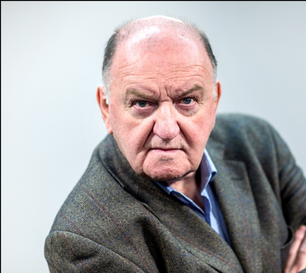 George Hook will not be sacked