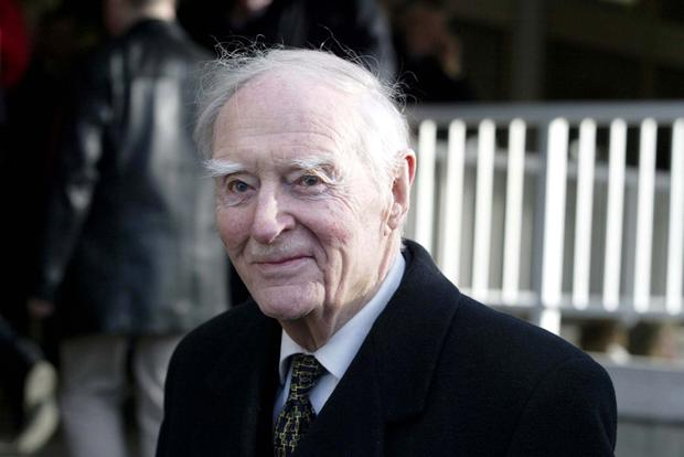 Ex-taoiseach Liam Cosgrave was just 23 when he joined the Dail