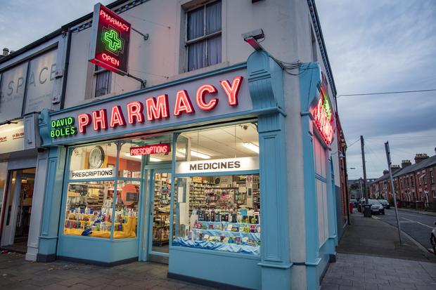 Boles pharmacy, Drumcondra