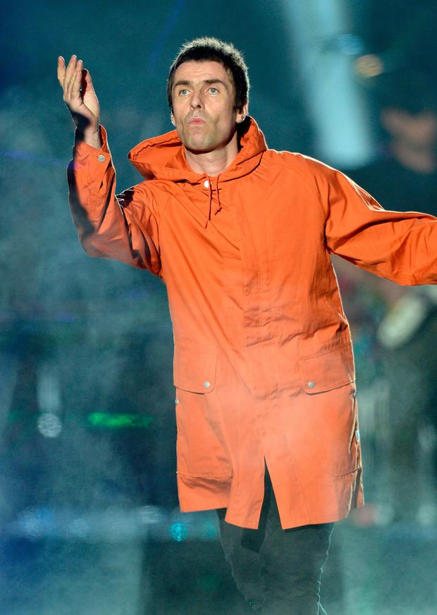 Liam Gallagher is set to headline the two-day Samhain festival Pic: PA