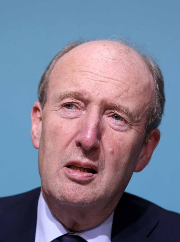 Shane Ross backs the plan