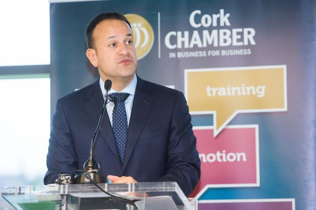 Leo Varadkar in Cork