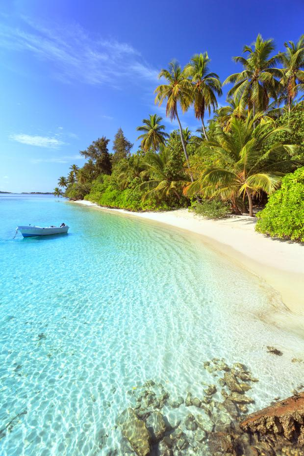 The Maldives is a popular destination for Irish holidaymakers