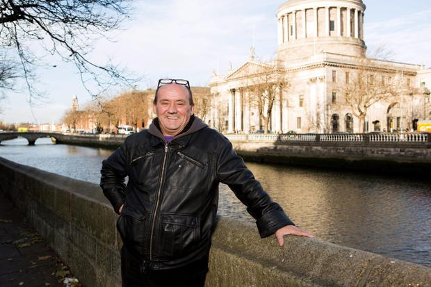 Comedy actor Brendan O'Carroll