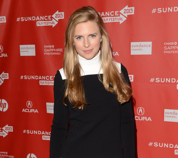Actress and writer Brit Marling