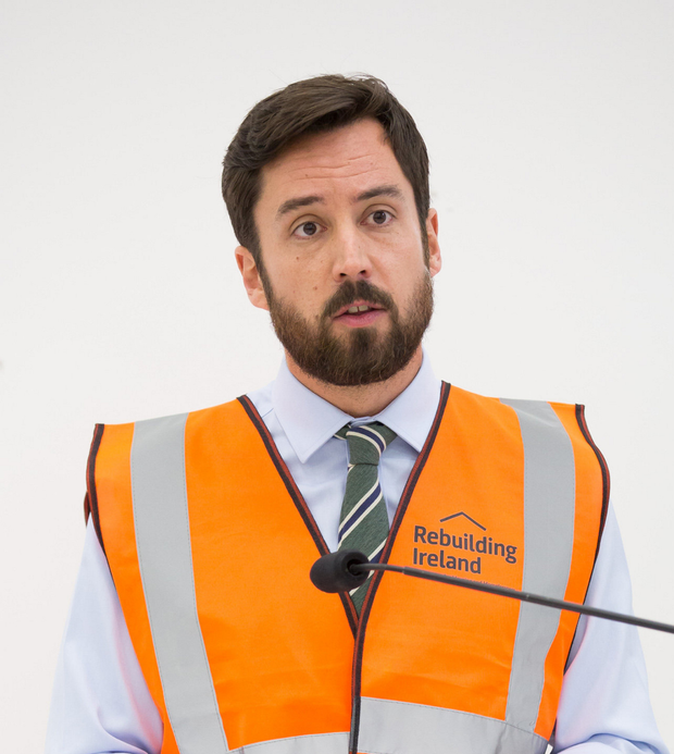 Minister for Housing Eoghan Murphy knows work is needed