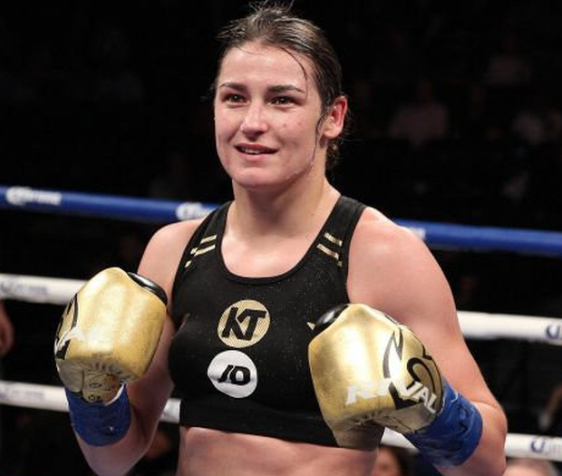 Councillors have voted to give boxing champ Katie Taylor a civic reception following her success in the ring