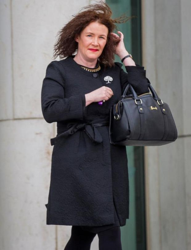 Severine Doyle was cleared of defrauding her ex of €1,350