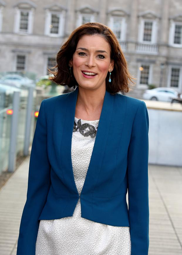Fine Gael TD for Dublin Bay South Kate O'Connell