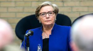 Tanaiste Frances Fitzgerald will be backed by the Taoiseach despite the lack of backing from Fianna Fail