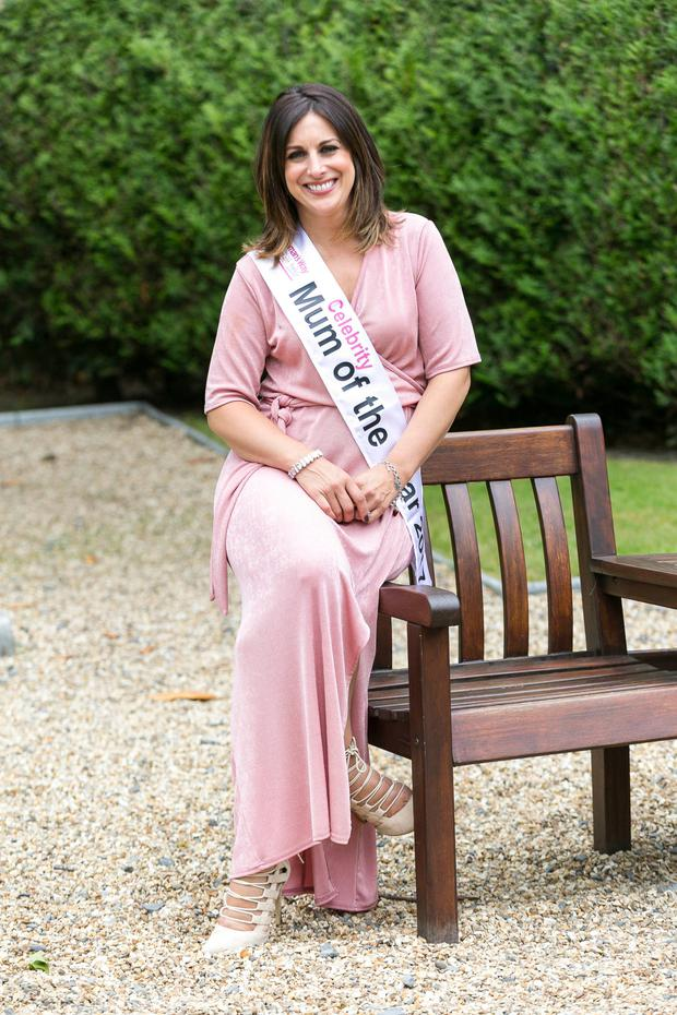 Lucy Kennedy says she has finally got the balance right between work and family