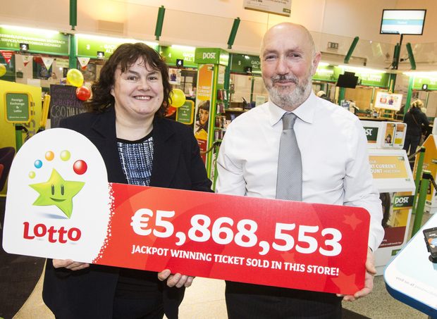 Victor of €5.8m Lotto jackpot yet to come forward