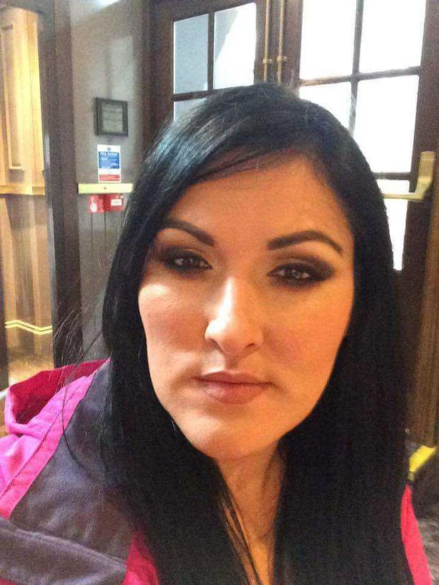 Lily Ann Donnachie (31), a Naval Officer who was kicked out of The George pub in Dublin by security staff