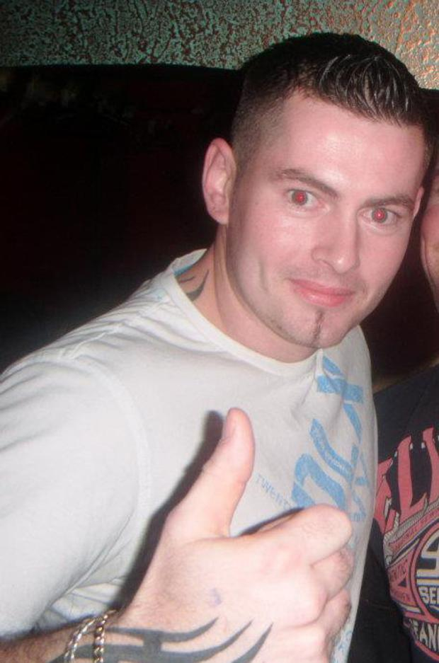 Gerard O'Brien was caught with more than €4,300 of drugs