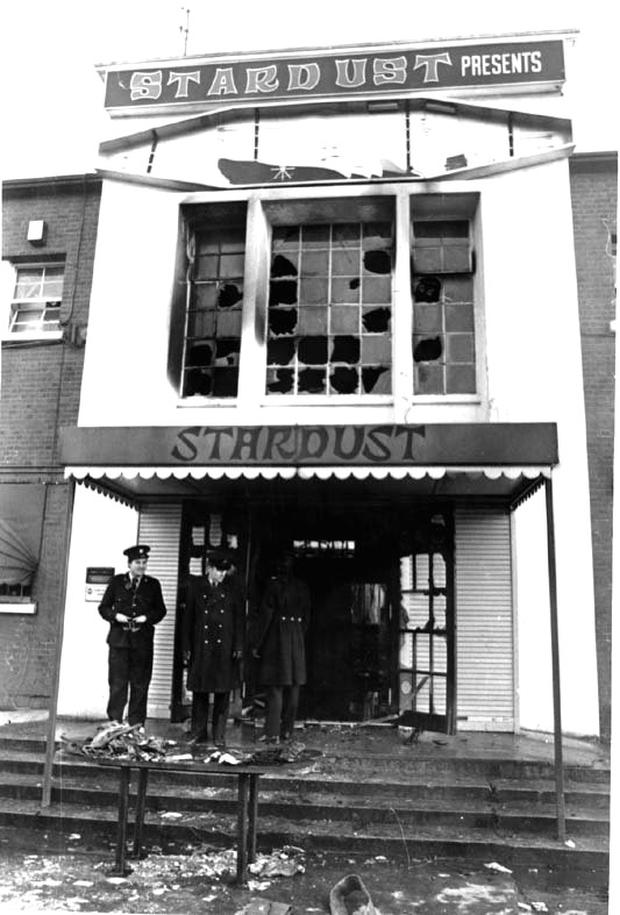 The Stardust tragedy claimed the lives of 48 young people in 1981. Among the victims was Eamon Loughman